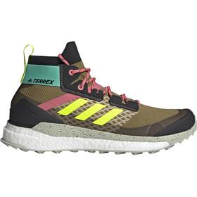 adidas TERREX Free Hiker Primeblue Hiking Shoes Men, colorato